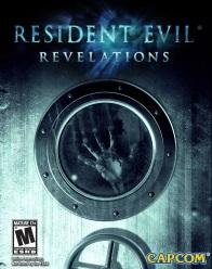 Resident Evil Revelations - Box Art (PC)